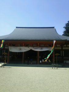 先月、親戚の結婚式で行った「毛越寺」も世界遺産ですよ。